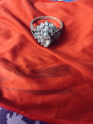 White Sapphire Ring for Sale in Eugene, OR