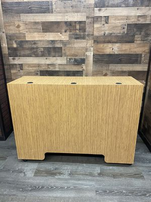 Portable Counter Bar on Wheels for Sale in Eagle River, WI