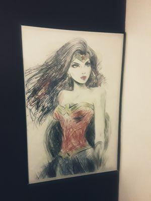 Wonder Woman set for Sale in Fullerton, CA