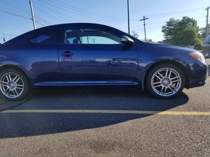 2005 Blue toyota scion TC 116,000 miles for Sale in West Haven, CT