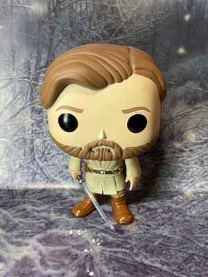 Star Wars Obi Wan Funko bobble head toy figure for Sale in Bellflower, CA