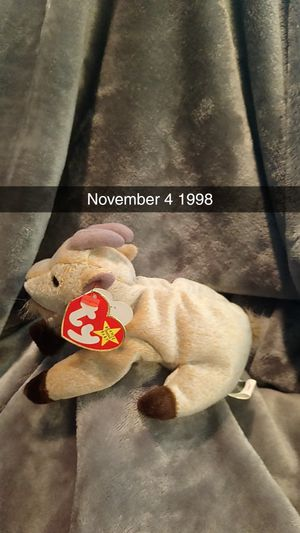 Goatee TY Beanie Baby Original for Sale in Plano, TX