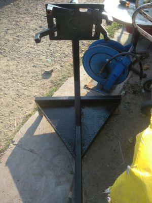 Heavy duty ENGINE STAND for Big block motor for Sale in Riverside, CA