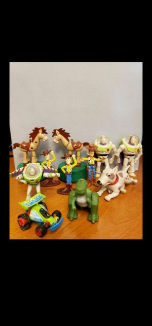 Disneys Toy Story collectables for Sale in Riverside, CA