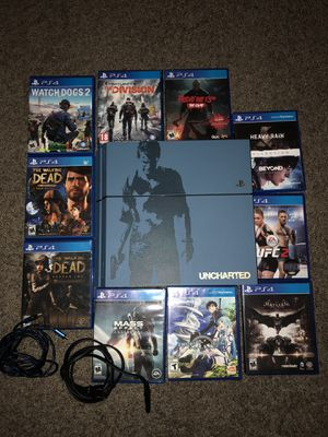 PS4/ PlayStation 4 for Sale in Ayer, MA