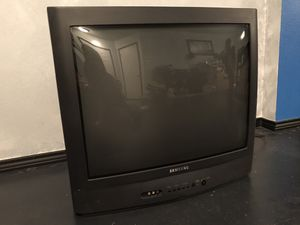 Samsung 27in tube TV for Sale in Flower Mound, TX