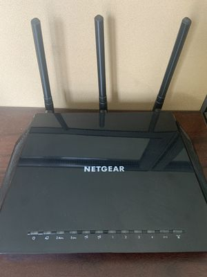 Netgear WiFi router AC1750 for Sale in San Diego, CA