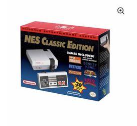 Nintendo Classic Edition for Sale in Harrisonburg,  VA