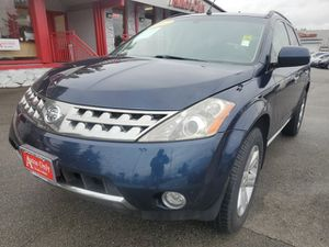 2007 Nissan Murano for Sale in Lynnwood, WA