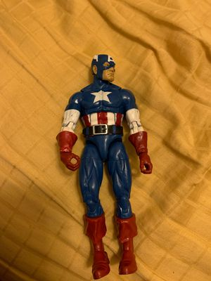 captain america marvel legend for Sale in Chandler, AZ