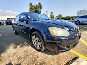 2006 Nissan Altima special edition for Sale in San Bernardino, CA