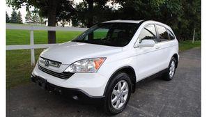 honda crv exl model urgent sale for Sale in Detroit, MI