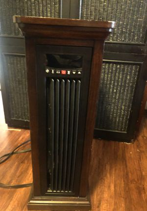 Name your price moving Heater and fan tower asking 65 for Sale in Atlanta, GA