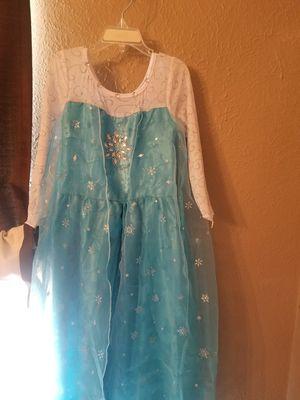 Elsa dress/costume for Sale in Arlington, TX