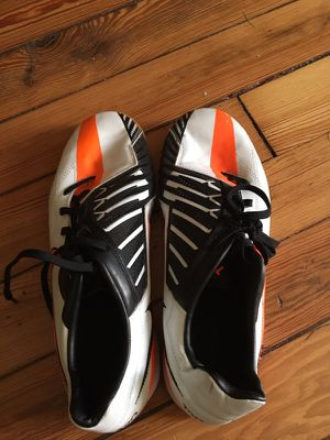 Size 9 NIKE Indoor Soccer shoes for Sale in Columbus, OH