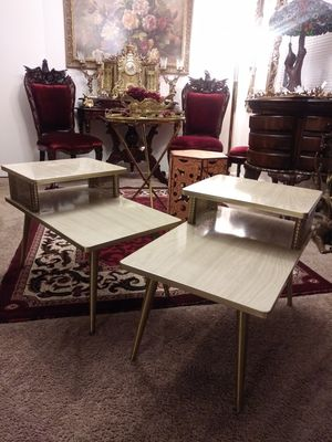 Beautiful MCM Style End Tables for Sale in Thornton, CO