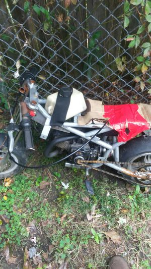 Pocket rocket $150 or trade wit a dirt bike ,go cart or a 4 wheeler for Sale in Cleveland, OH