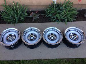 Chevy Silverado rally wheels for Sale in Cutler, CA