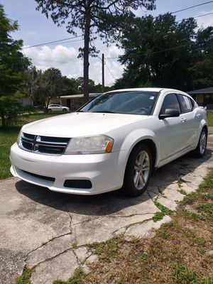 2013 DODGE AVENGER SXT for Sale in Jacksonville, FL