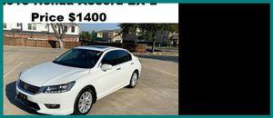 ֆ14OO_2013 Honda Accord for Sale in Downey, CA