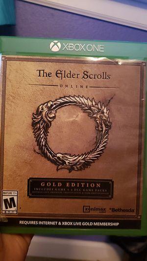 Elder Scrolls Online for Sale in Puyallup, WA