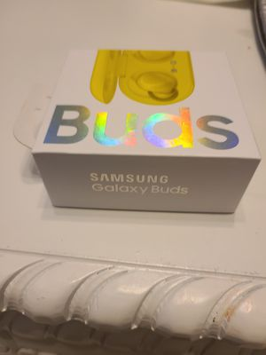 Samsung Galaxy Buds Wireless Earbud Headphones YELLOW for Sale in Pembroke Pines, FL
