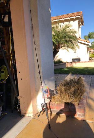 "Fishing pole 57"" long for Sale in Corona, CA"