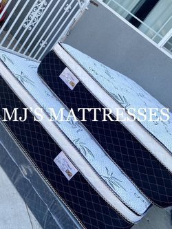 BRAND NEW PILLOW TOP MATTRESS 💥 BEST PRICES BEST QUALITY ⭐️ SAME DAY DELIVERY 🚛 for Sale in Santa Ana,  CA
