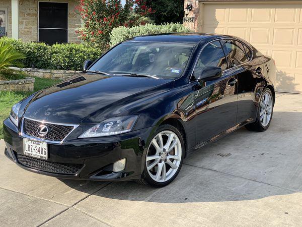 2006 LEXUS IS 350 for Sale in Terrell Hills, TX - OfferUp