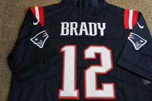 TOM BRADY NEW ENGLAND PATRIOTS JERSEY NEW for Sale in Portland, OR