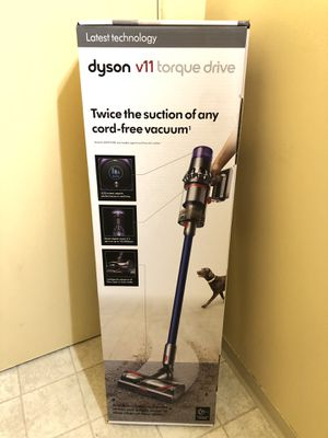 New Dyson V11 Torque Drive Vacuum Cleaner for Sale in Tacoma, WA