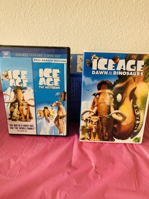 ICE AGE Movies for Sale in San Antonio, TX