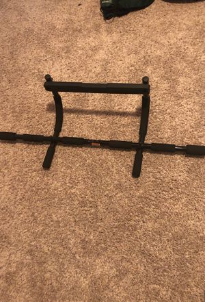 Pull up bar for Sale in Pittsville, MD