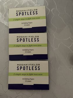 Rodan + fields acne blotting samples for Sale in Queens,  NY