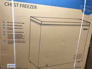 7.0 CU FT Chest Freezer for Sale in Dallas, TX