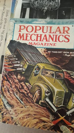 Popular mechanics magazine for Sale in Fresno, CA
