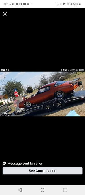 Car charger trailer for Sale in Houston, TX