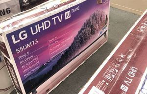 LG uhd tv 55 inch I A for Sale in Fort Worth, TX
