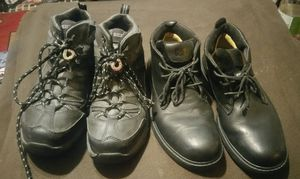 Work Boots Cat Wolverine Hard Toe for Sale in Los Angeles, CA