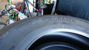 Tire 295/75/22.5 yokohama..trailer tire for Sale in Arlington, TX
