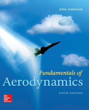 Fundamentals of Aerodynamics 6 edition by John D. Anderson 9781259129919 EBOOK PDF Free instant delivery for Sale in Pomona, CA