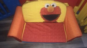 Sesame Street/Elmo 2-1 Fold out couch for Sale in Alexandria, VA
