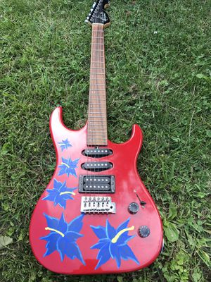 Electric guitar for Sale in LAUREL PARK, WV