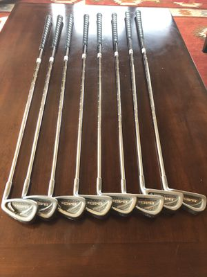 Tommy Armour 845s Silver Scot irons P-3 for Sale in Seattle, WA