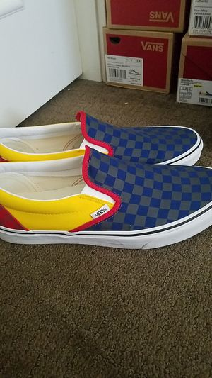 Slip-On Vans for Sale in Edgewood, WA