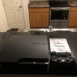 Sony PlayStation 3 Slim120GB with COD MW3 for Sale in Goodyear, AZ