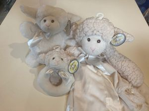 Bearington Baby Collection stuffed animal set for Sale in Fort Worth, TX