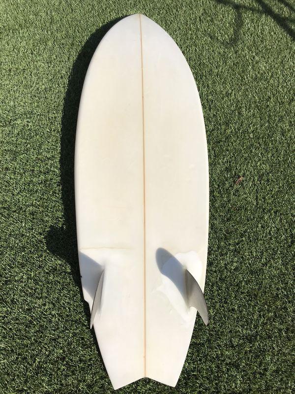 "5'4"" Fish Surfboard"