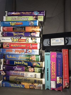 VHS Collection for Sale in North Bethesda, MD