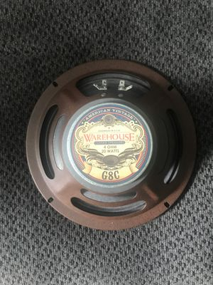 WGS 4ohm speaker for Sale in Westminster, CA